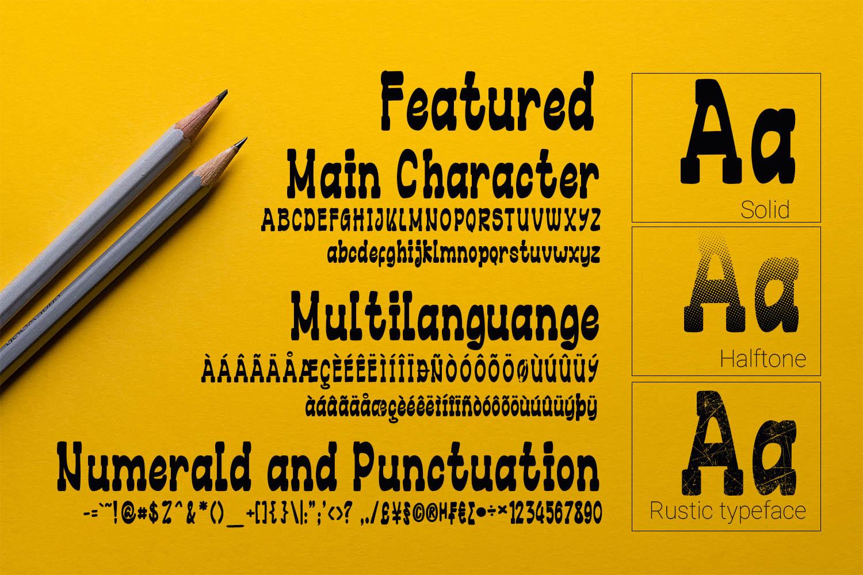 Bold Grunge example image 2