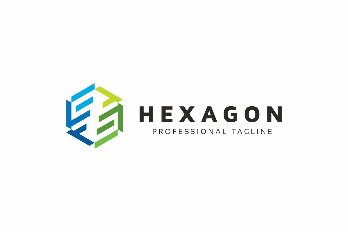 Hexagon Logo example image 3