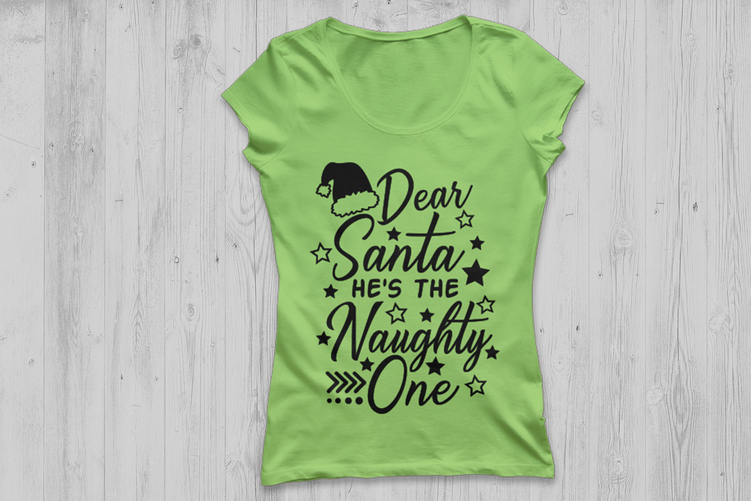 b47d36dea dear santa he's the naughty one svg, christmas svg, santa. example image 2