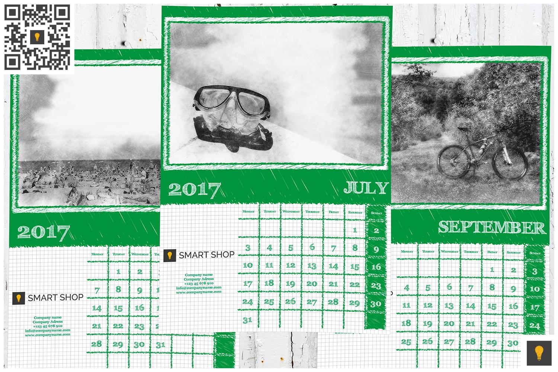 2017 Calendar Bundle (50% OFF) example image 3