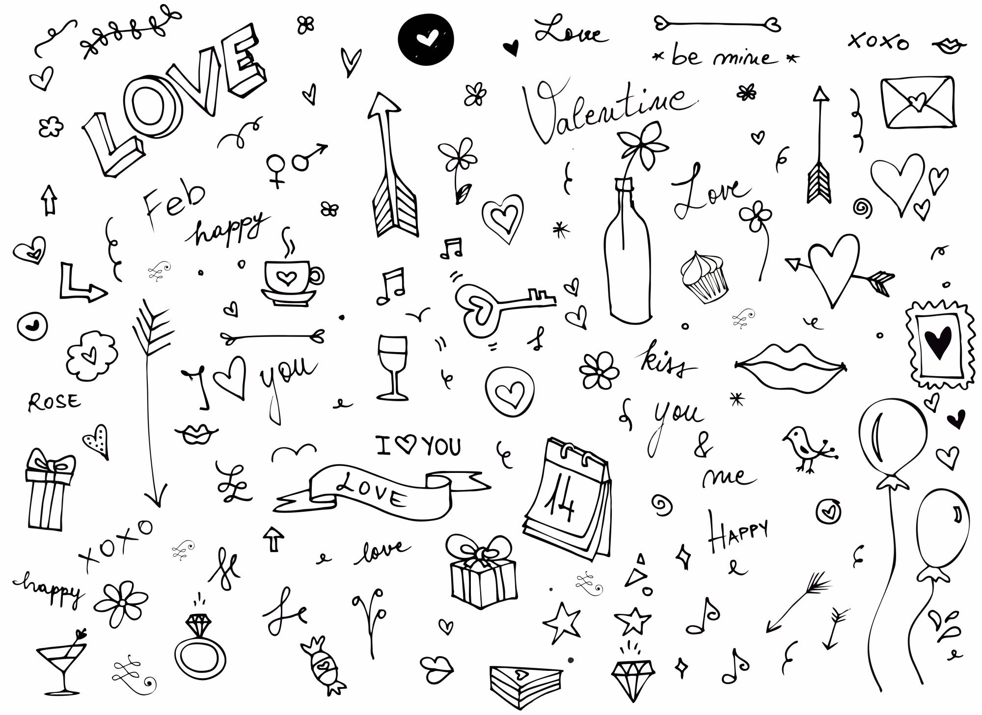 Valentines bundle example image 2
