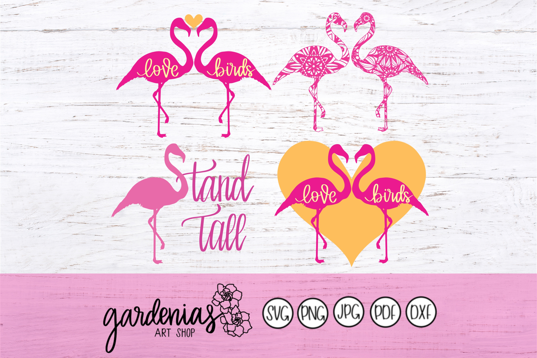 Flamingo Mini Bundle example image 1