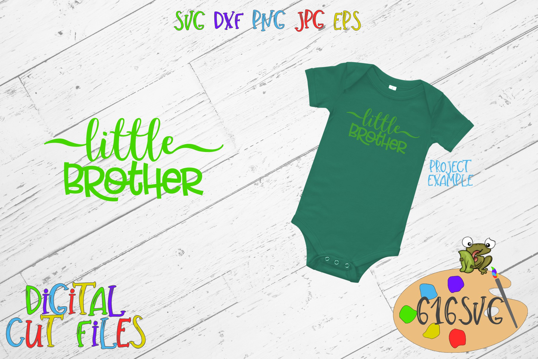 Siblings Bundle SVG example image 8