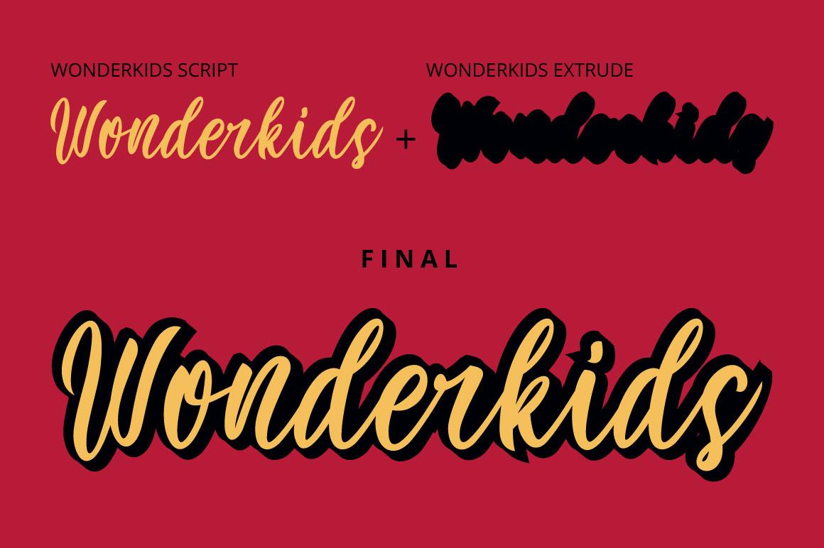 Wonderkids Script example image 3