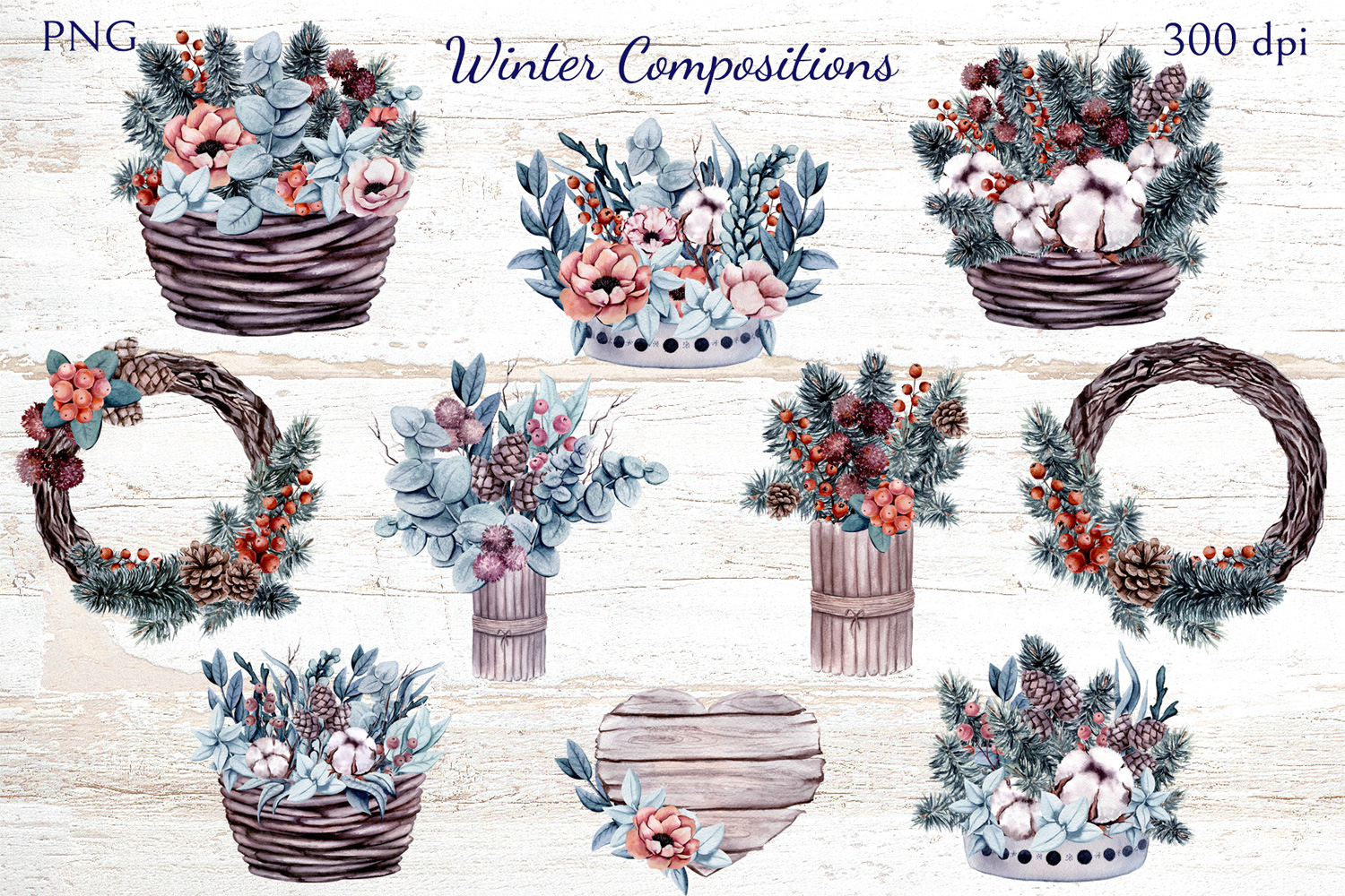 Winter Compositions example image 2