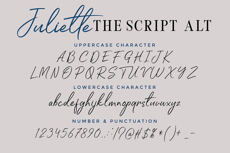 Juliette Font Duo example image 13