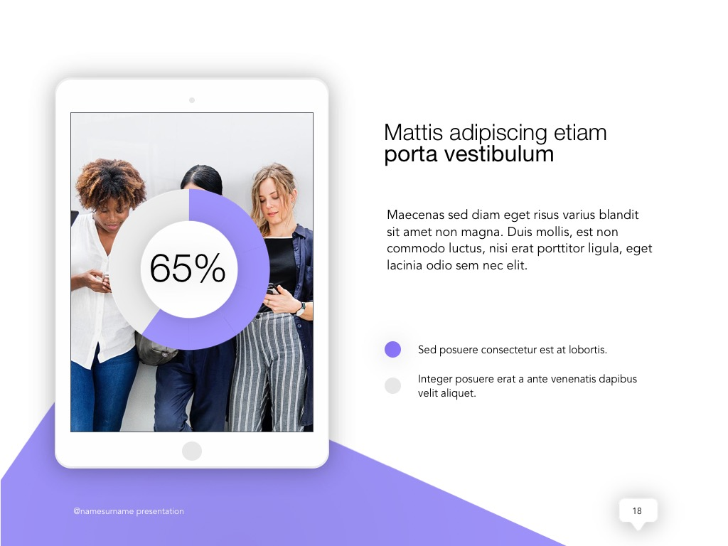 Influencer Marketing Google Slides Template example image 19