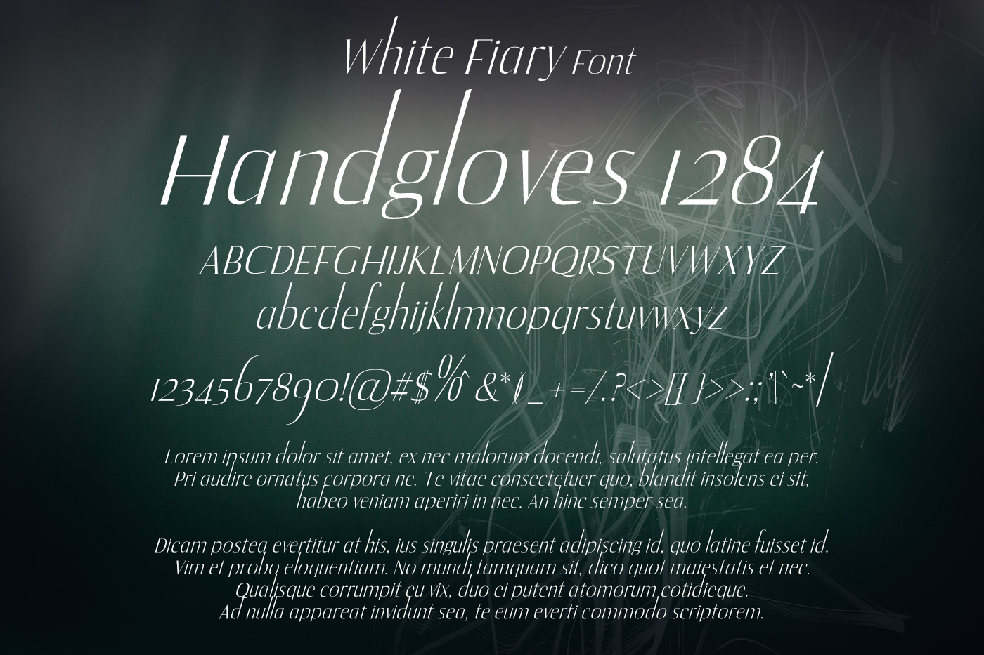 White Fairy example image 2