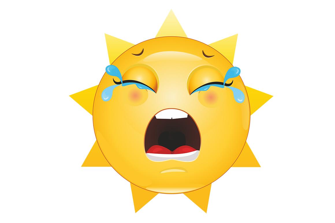 Emoticons Sun example image 3