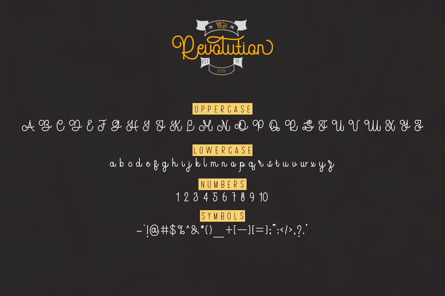 The Revolution INTRO SALE example image 12