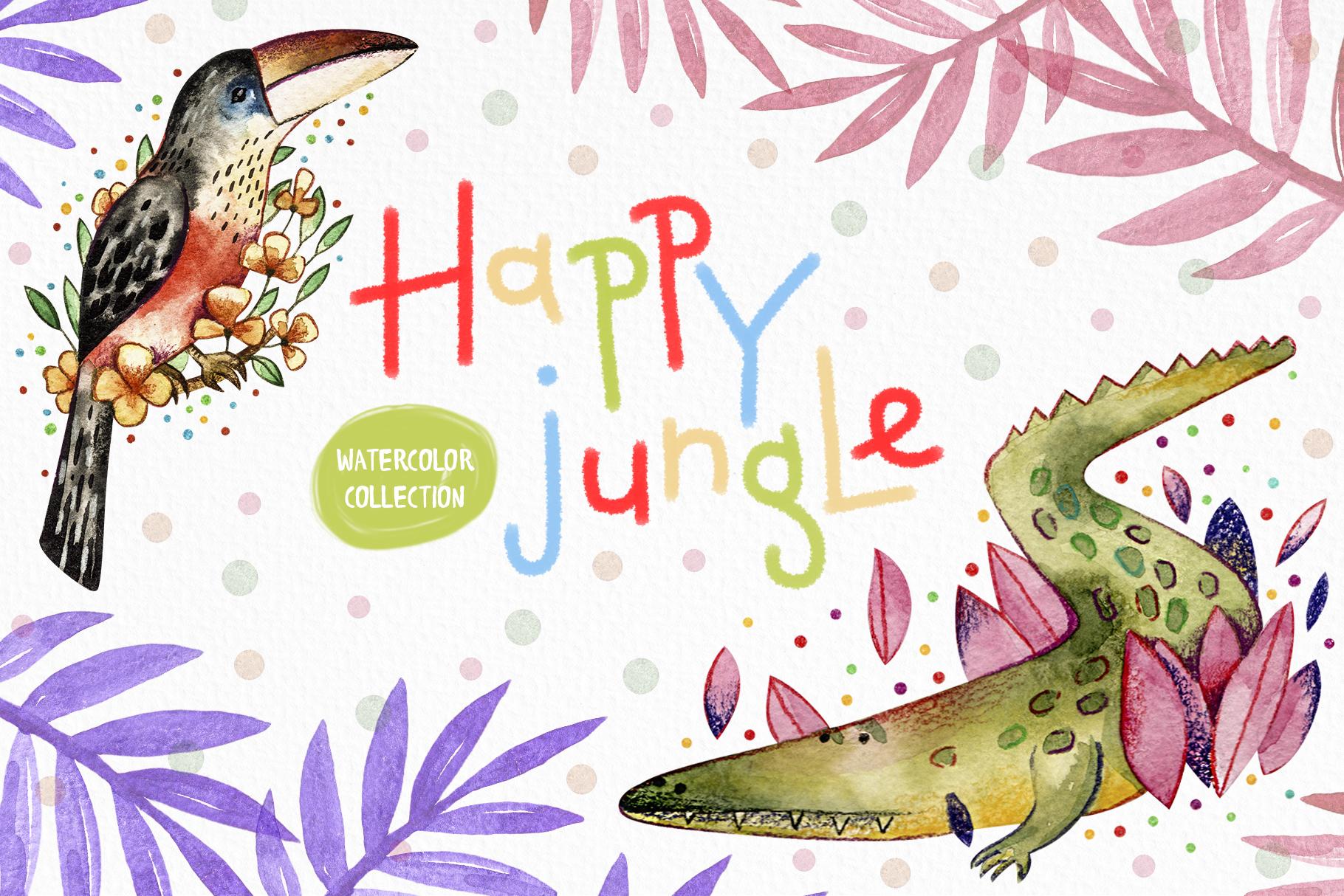 Happy Jungle example image 1