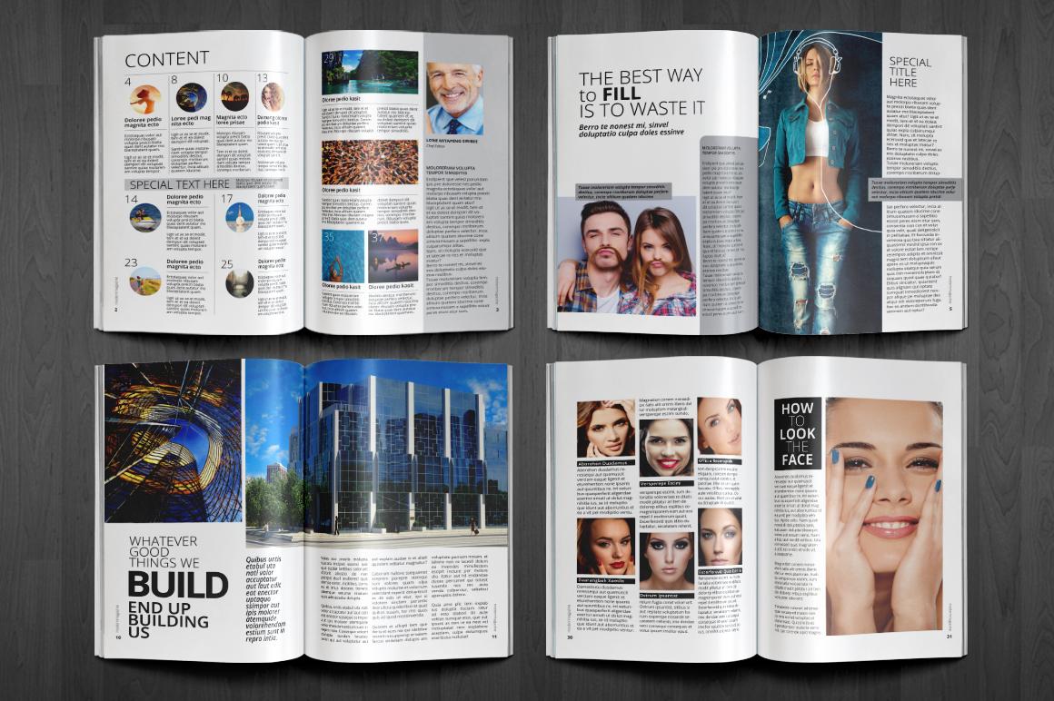 Modern Magazine example image 4