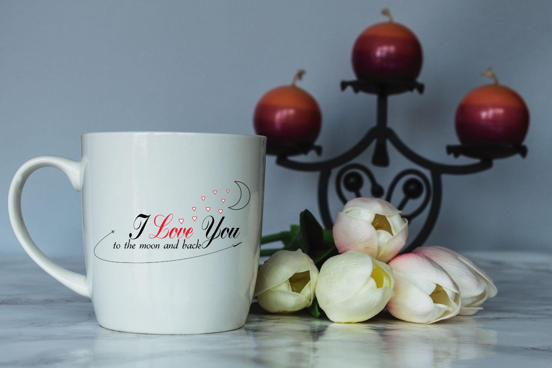 Mug Mockup Styled Stock Photography Stock photo example image 2