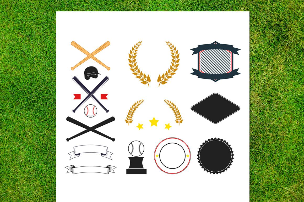 Baseball Badge Collection example image 4
