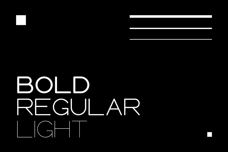 Queental - Elegant Sans Font Family example image 2