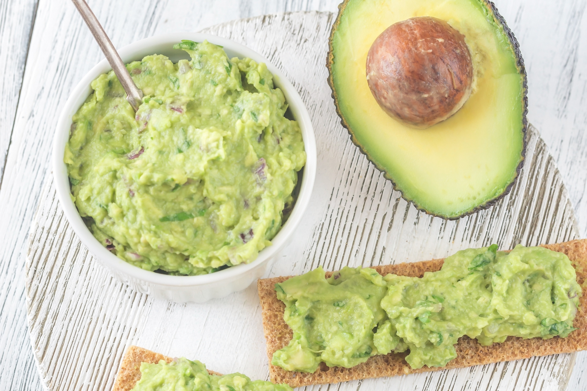 Sandwiches with guacamole example image 1