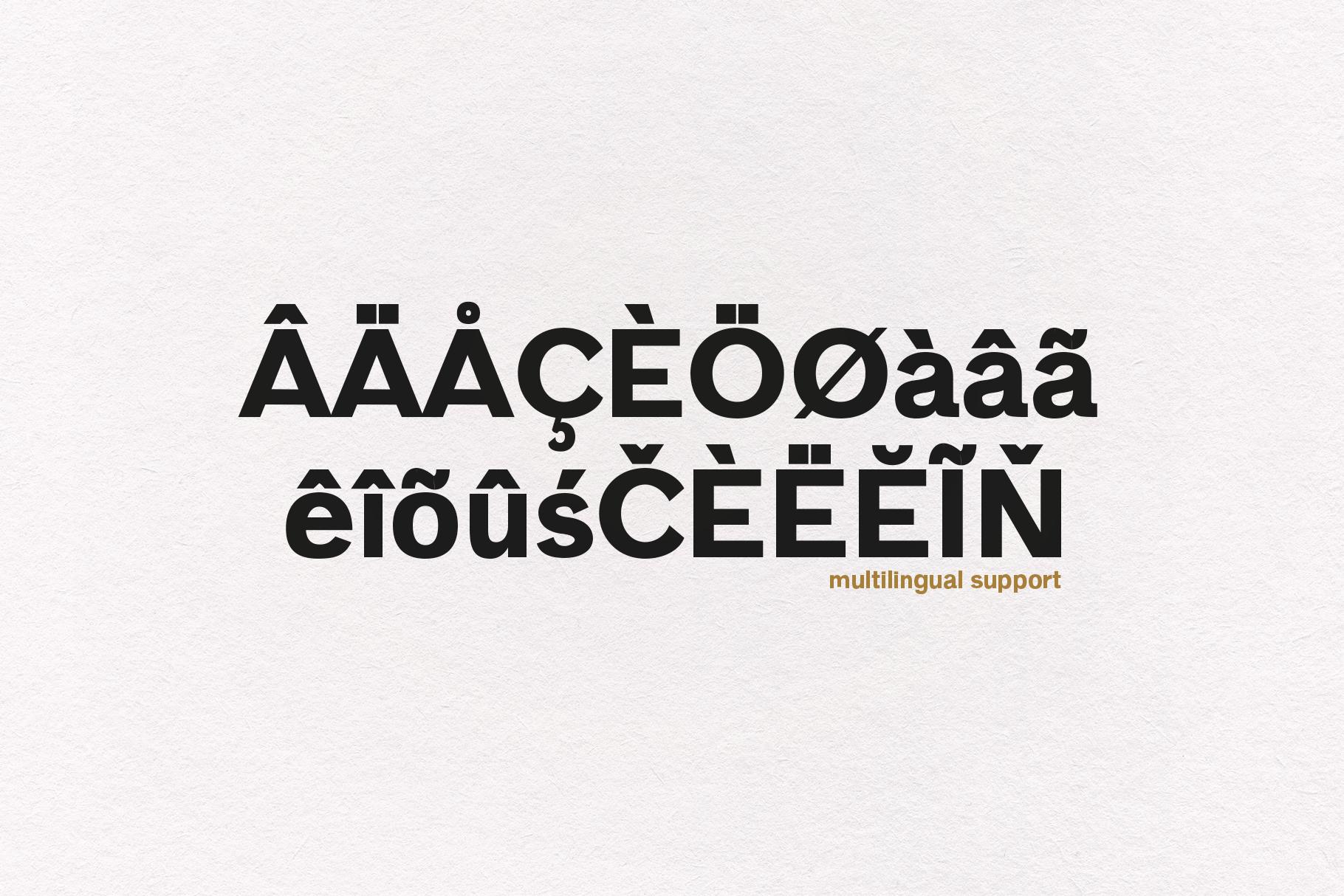 Harvie - A Bold Sans Font example image 11