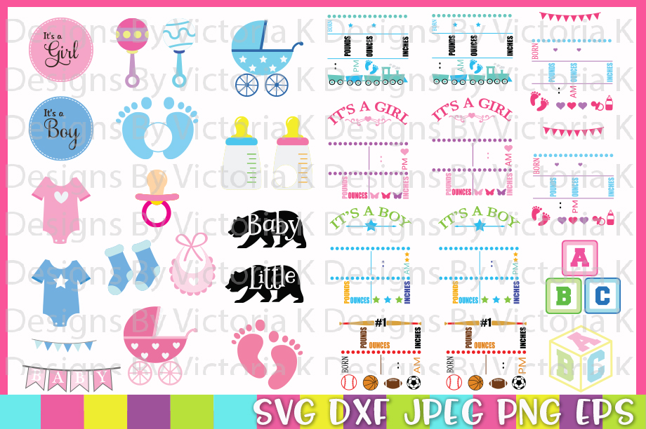 The Huge SVG Bundle, 500 Cutting files, SVG, DXF,PNG example image 8