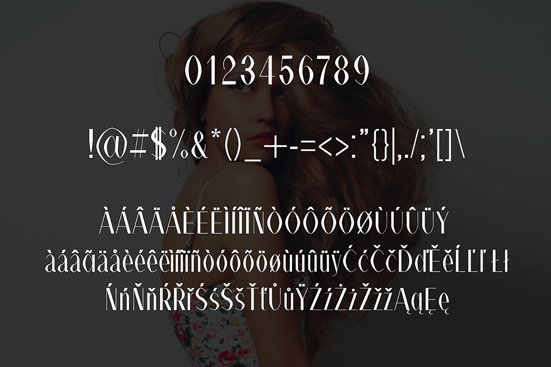 Alex Sans Serif Typeface example image 4