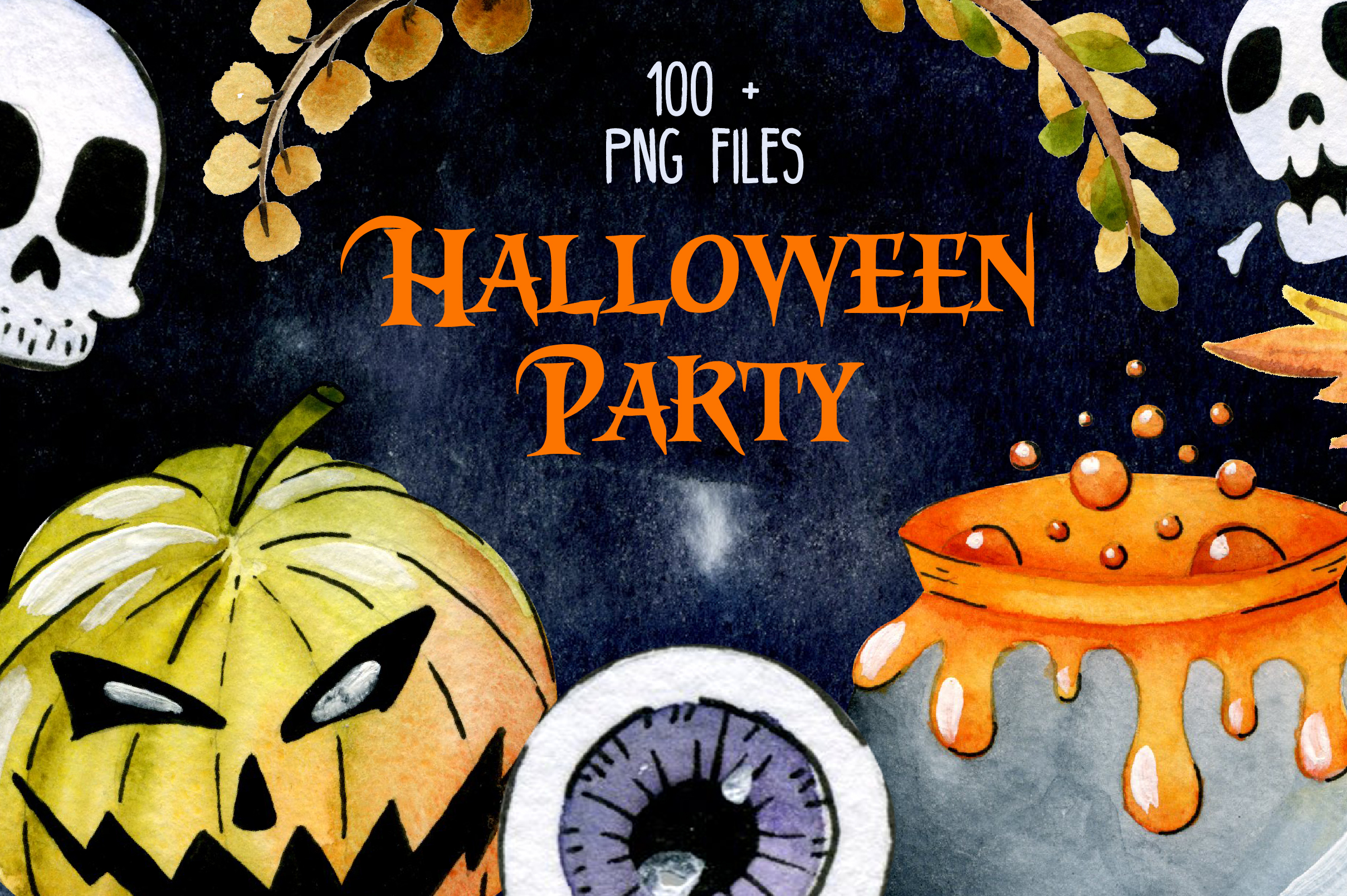 Halloween Party example image 1