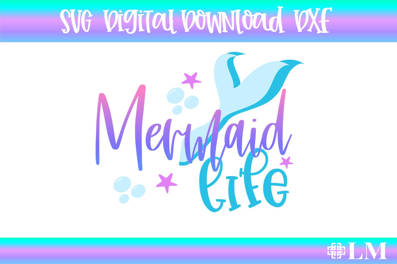 Mermaid SVG example image 1