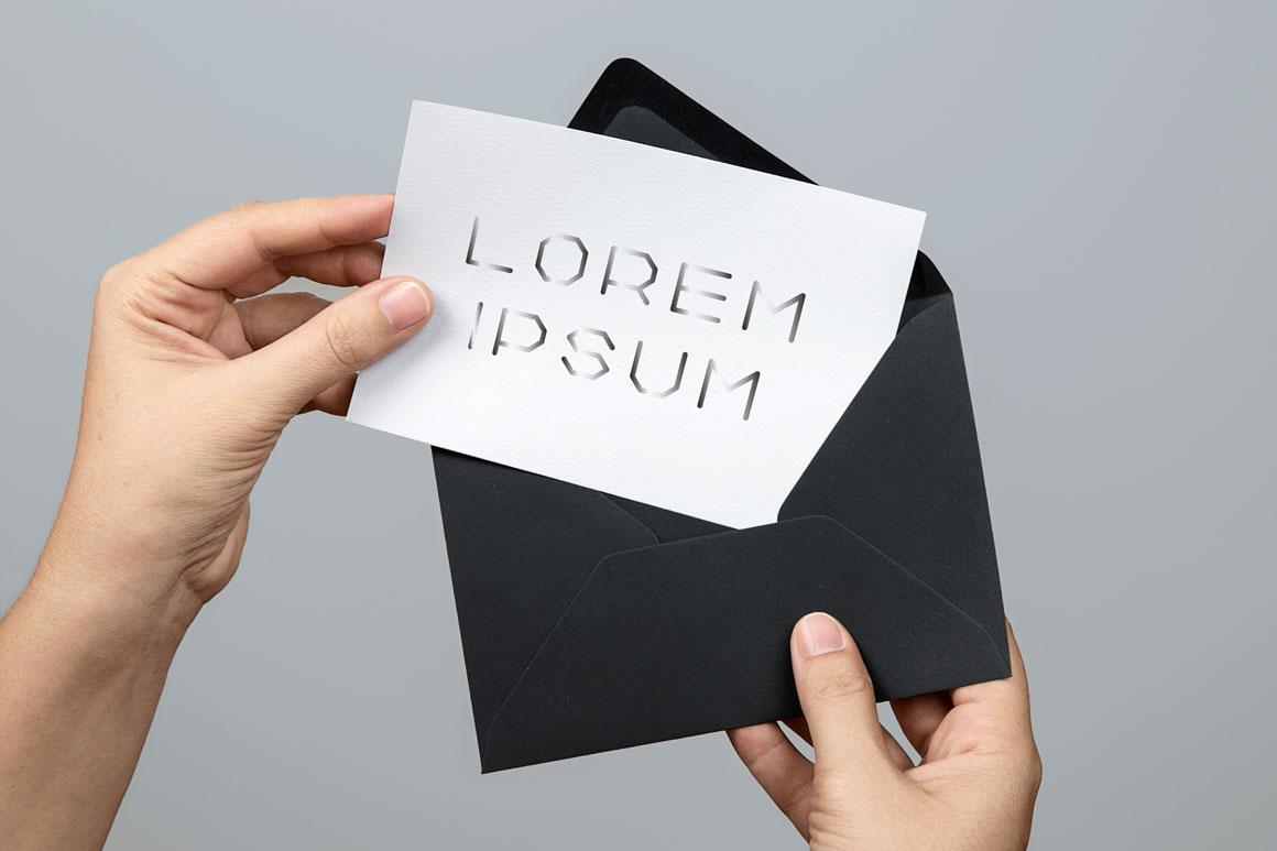 Metal font. Iron english alphabet example image 4
