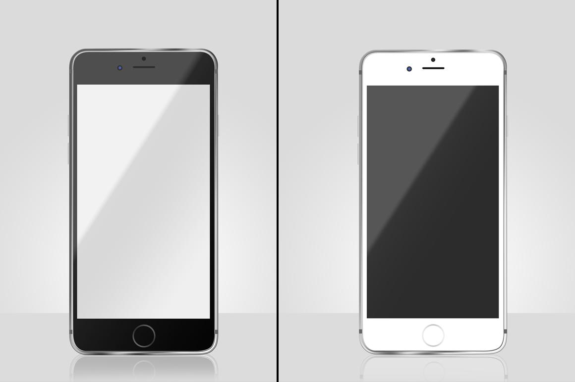 IPHONE 6 Mockup example image 3