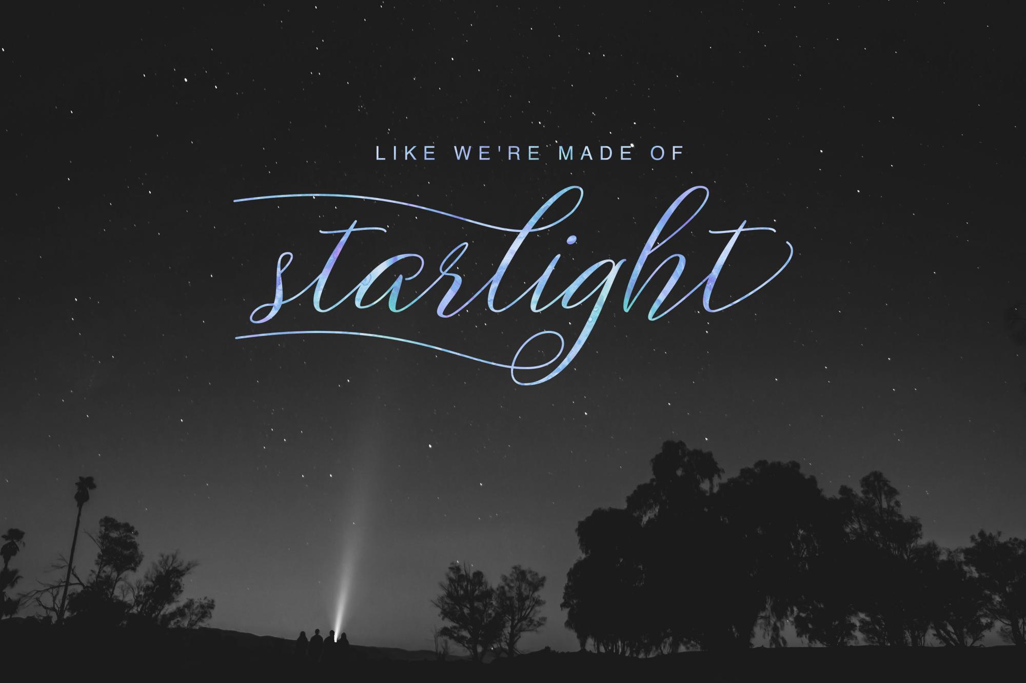 Brightshine Typeface example image 5