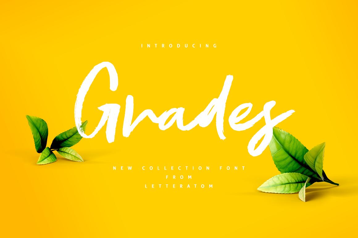 Grades example image 1