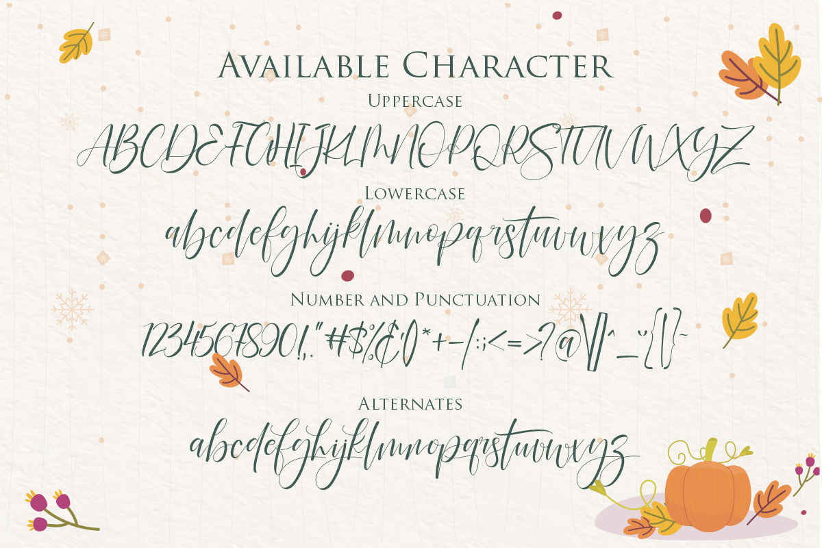 Rodelia | A Beautiful Calligraphy example image 2
