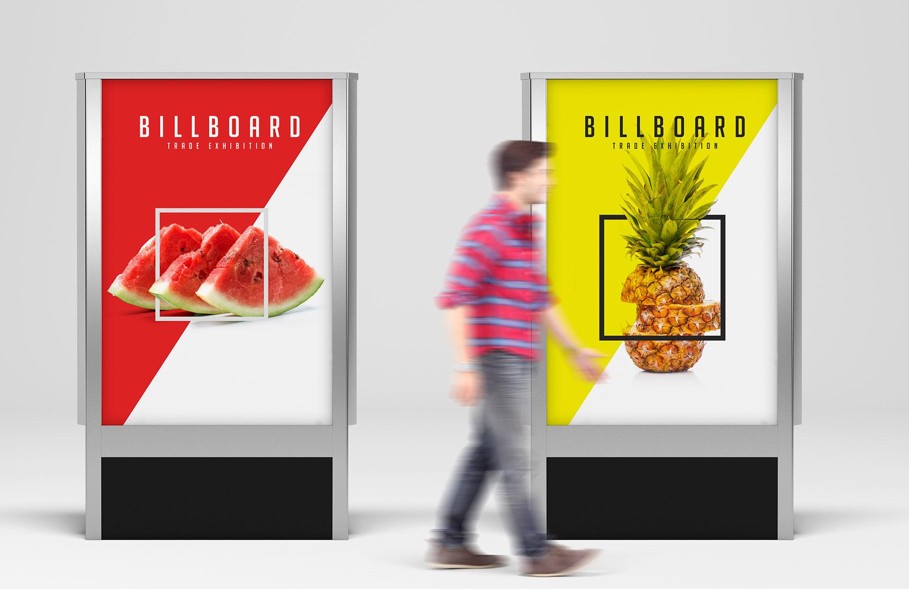 Billboard Mock-Up example image 3
