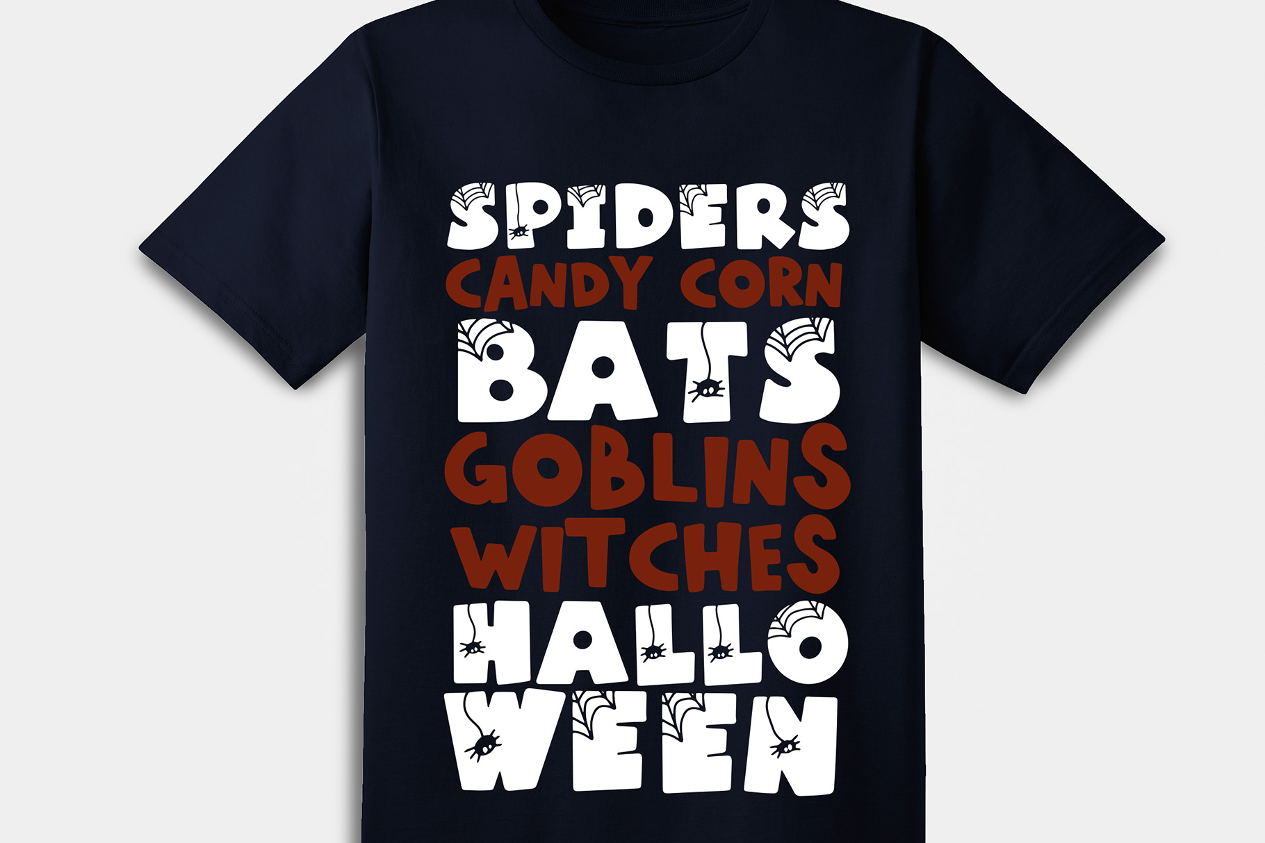 Spooky - A Quirky Halloween Font example image 3