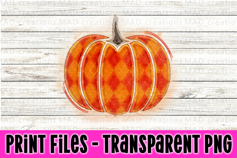 Pumpkin Bundle - Fall Bundle - Print Files Clipart example image 9