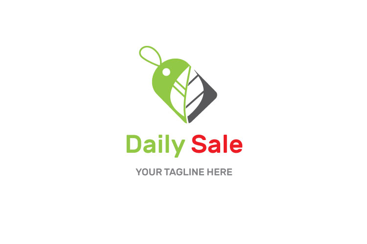Discount Tag Logo example image 1