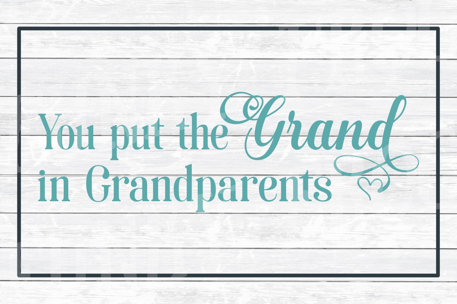 Grandparent Designs Bundle, SVG Cut Files for Crafters example image 6