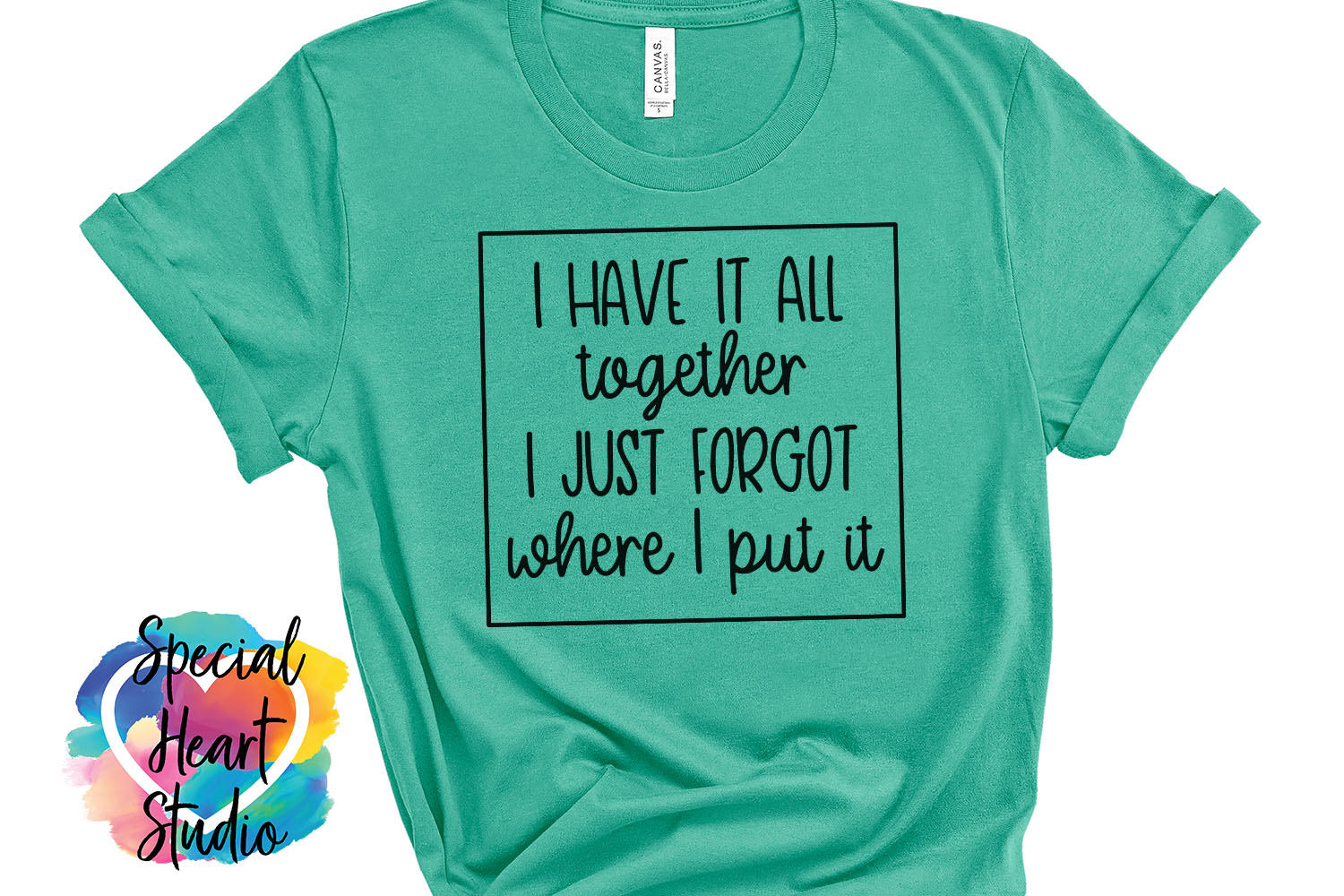 I have it all together - A funny SVG example image 2