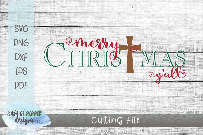 2018 Religious Christmas Bundle - 15 SVG Designs example image 15
