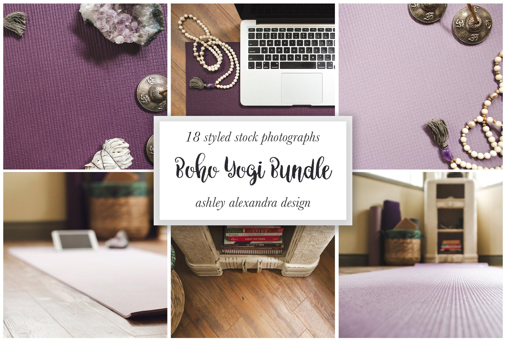 Boho Yogi Photo Bundle example image 9