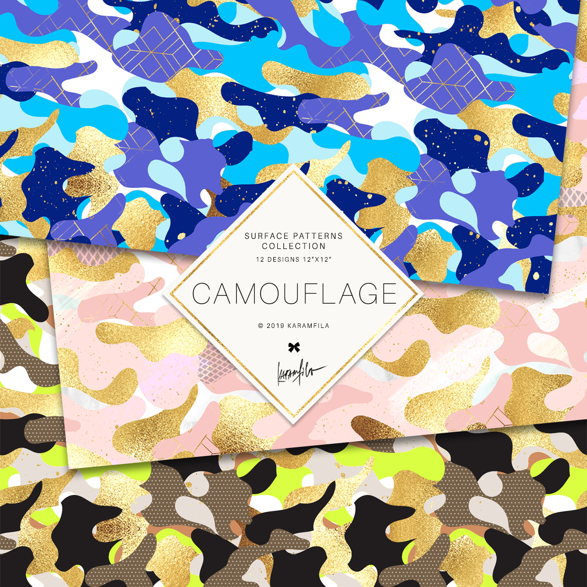 Camouflage Patterns example image 6