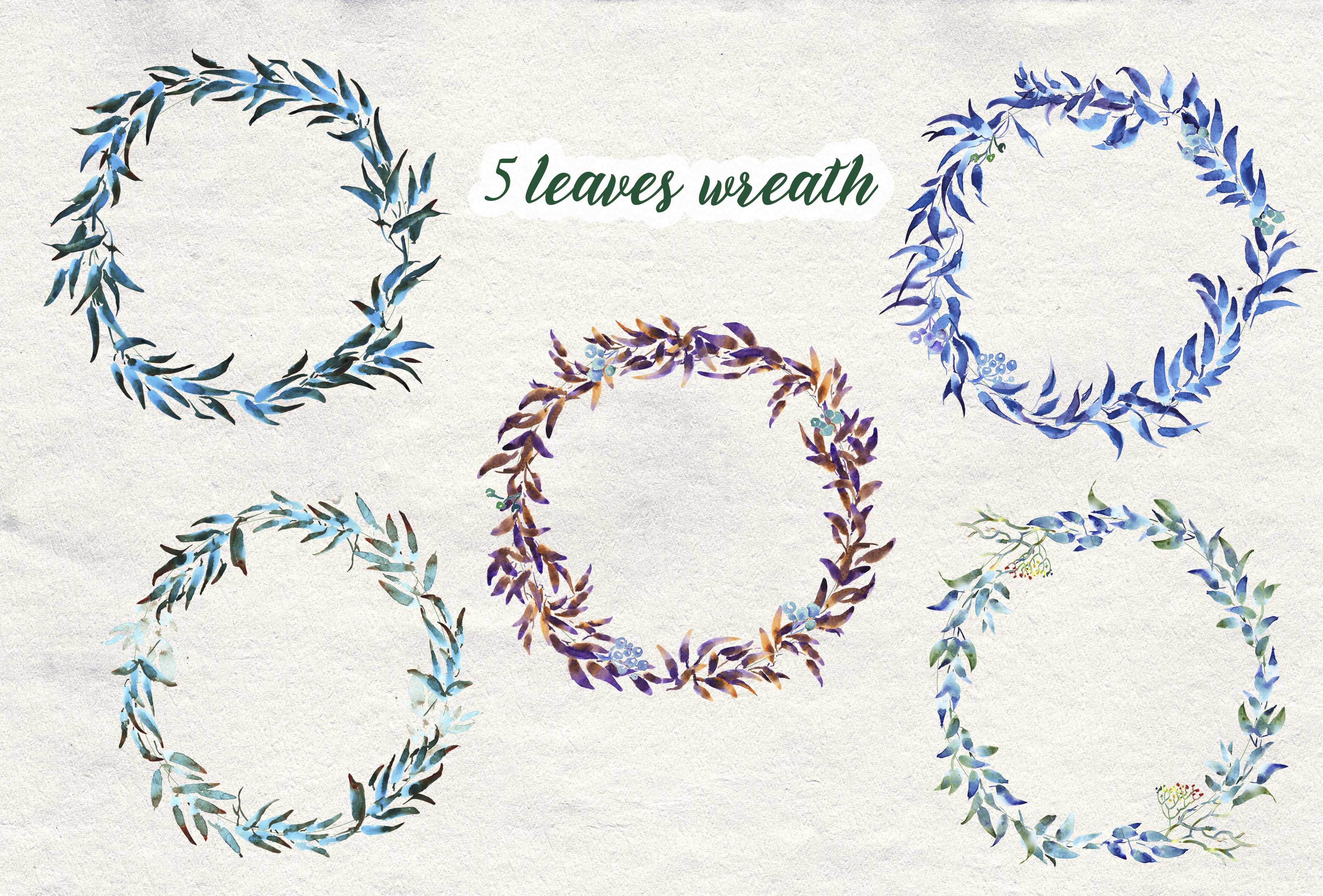 Summer Wreath example image 4