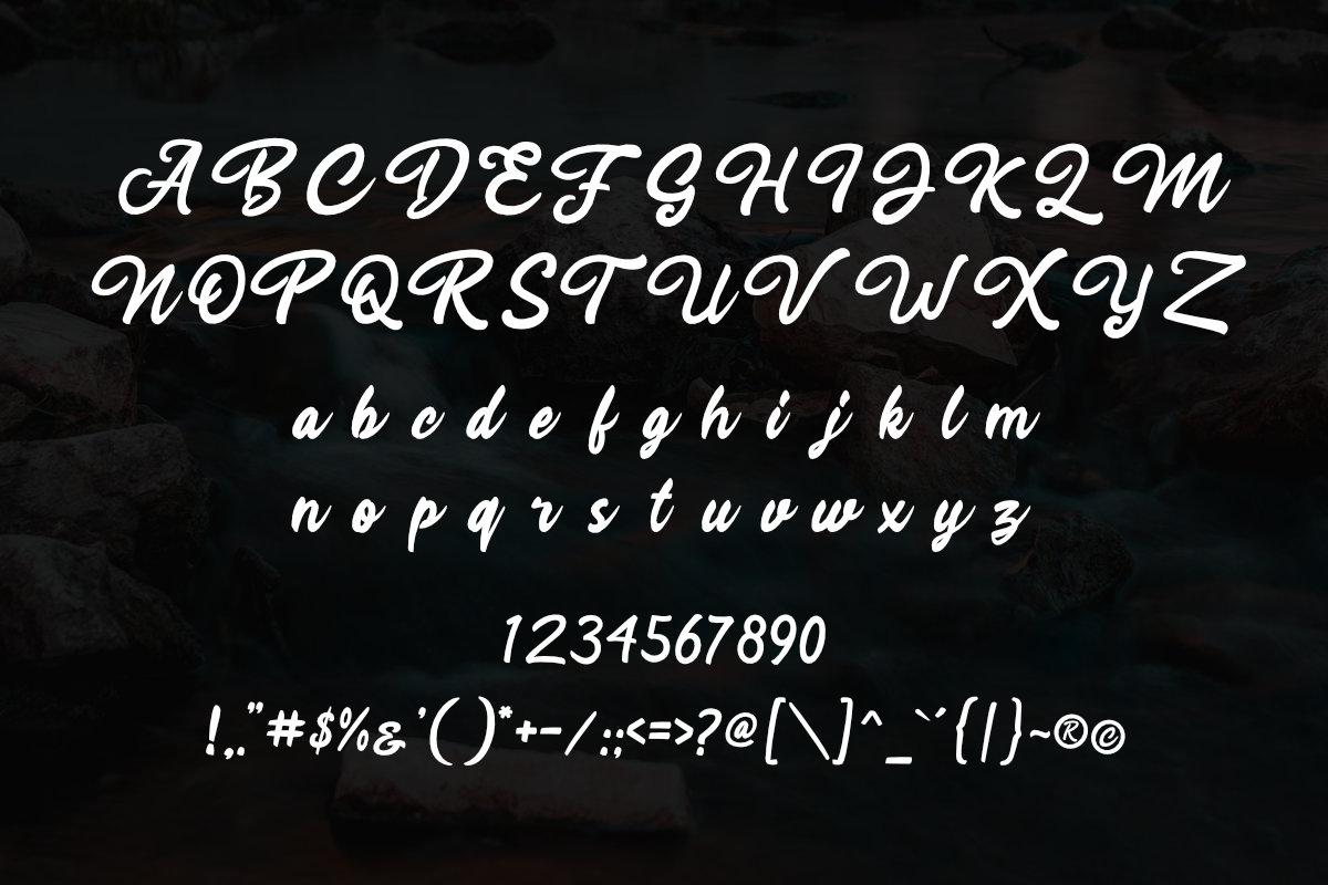 Rahayu Script example image 7