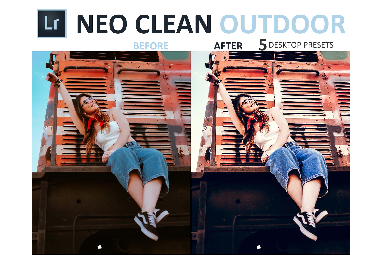 Neo Clean Outdoor Desktop Lightroom Presets example image 8