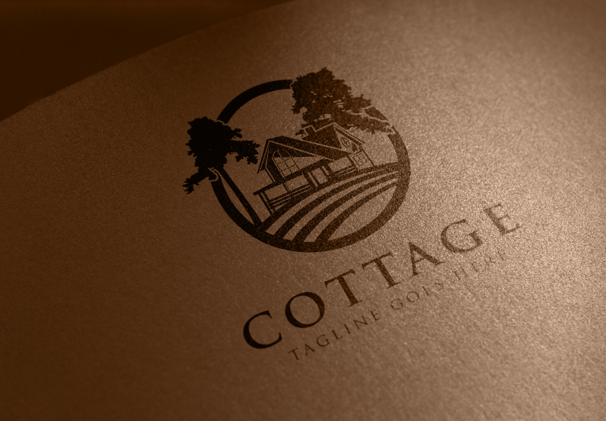 Cottage Logo example image 3