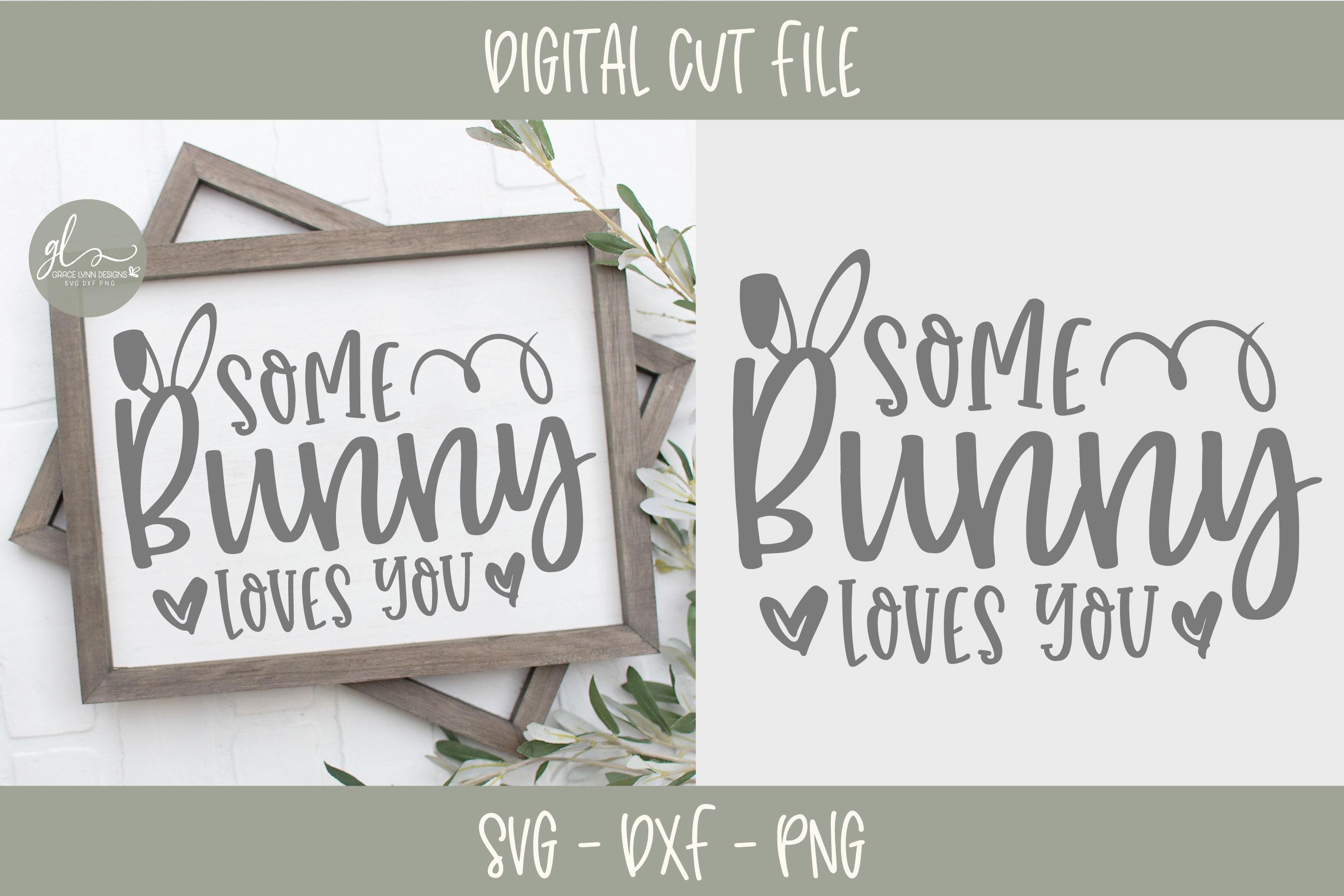 Easter SVG Bundle - 12 Easter Designs - SVG, DXF & PNG example image 7