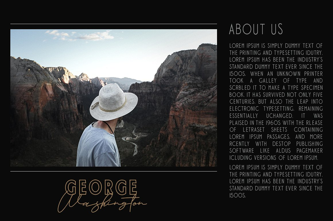 Jamsuit Font Duo example image 8
