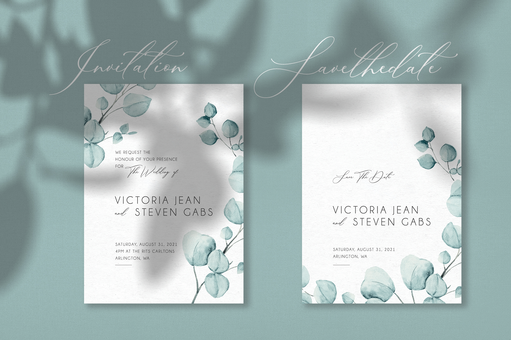 Eucalyptus - Wedding Suite example image 2