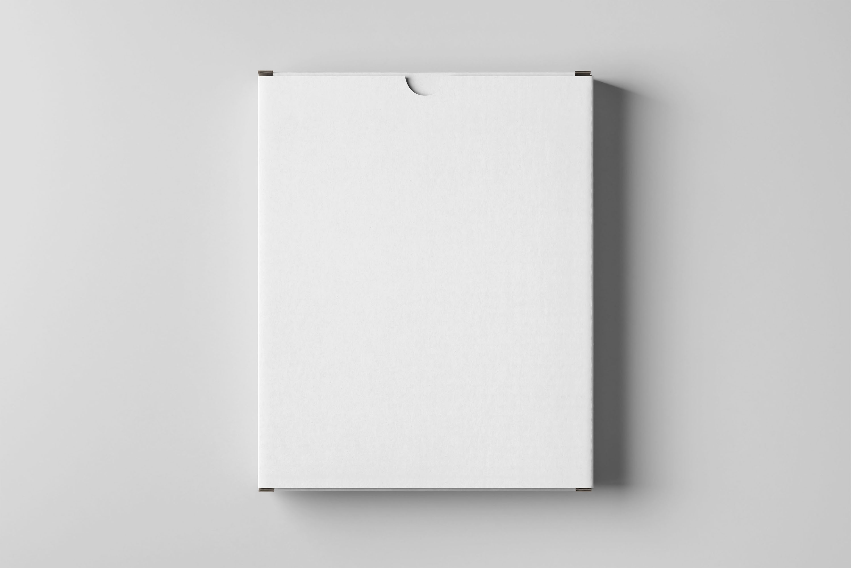 Flat Box Mockup example image 7