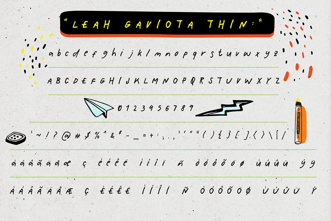 Leah Gaviota example image 14