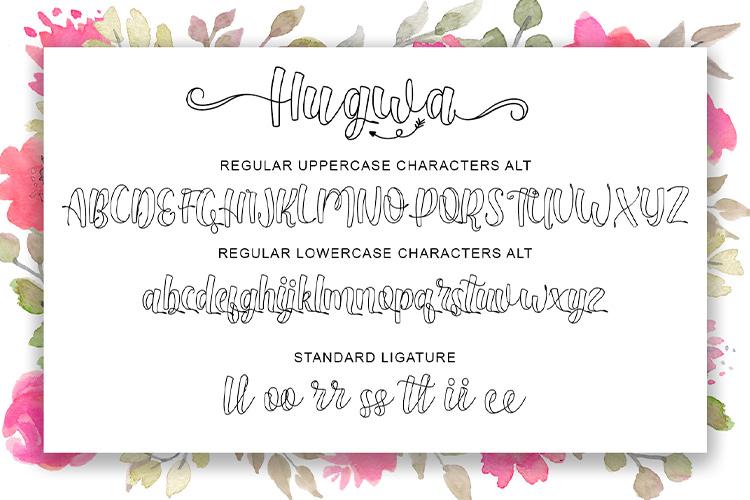 Hugwa example image 8