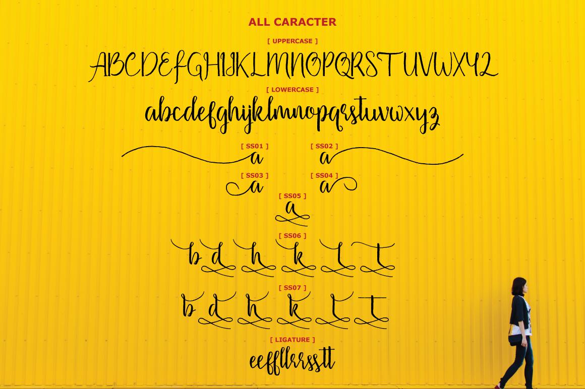 Update Firdaus Italic example image 15
